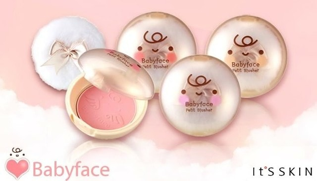 baby face petit blusher шапка-min