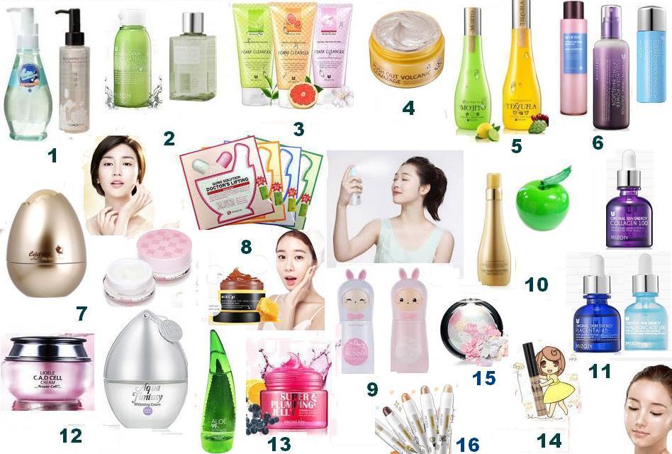 корейская косметика где можно купить