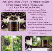 ACAI BERRY NATURE CREAM THE NATURE REPUBLIC
