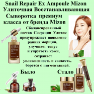 MIZON SNAIL REPAIR EX AMPOULE