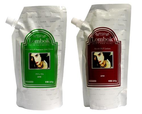 Original LB Treatment Color Cream [Lombok]