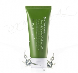 Rice Real Cleansing Foam [Mizon]
