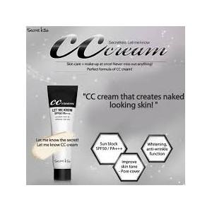 Let Me Know CC Cream [Secret Key]