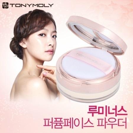 Luminous Perfume Face Powder [TonyMoly]