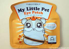 My Little Pet Eye Patch [TonyMoly]