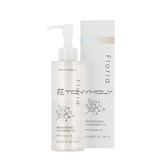 Floria Brightening Cleansing Oil [Tony Moly]