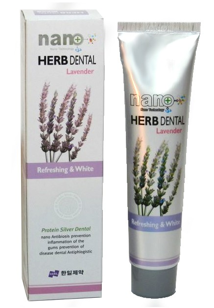 Herb Dental Lavander [Hanil Pharmaceutical]