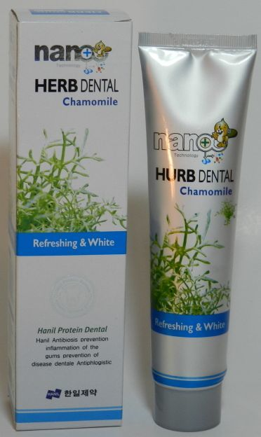 Nano Herb Dental Chamomile [Hanil Pharmaceutical]