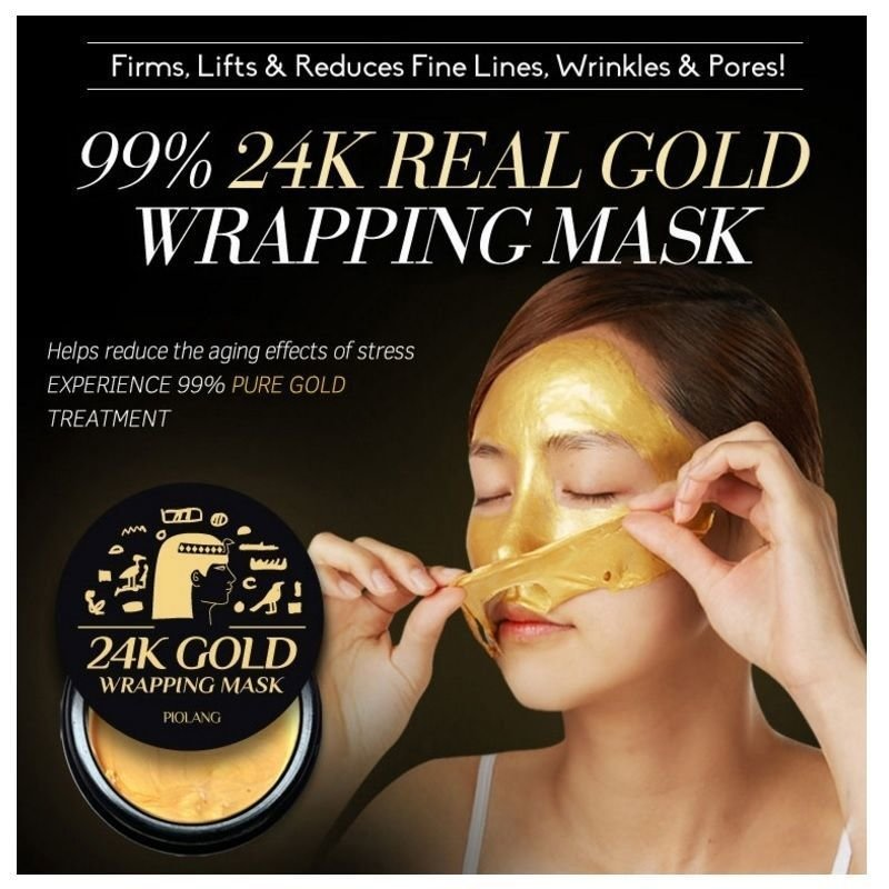 Piolang 24K Gold Wrapping Mask [ESTHETIC HOUSE]