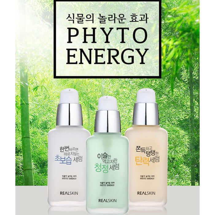 Phyto Energy Serum Vegetable Peptide 50% [REALSKIN]