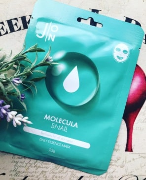 Molecula Daily Hyaluronic Essence Mask [J:ON]