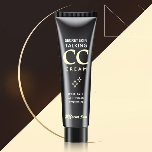 Talking CC Cream SPF50+ PA+++ [SECRET SKIN]