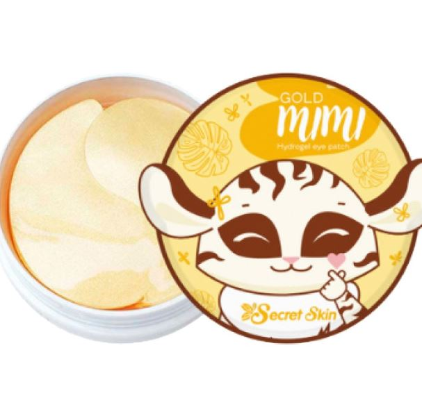 Gold Mimi Hydrogel Eye Patch [Secret Skin]