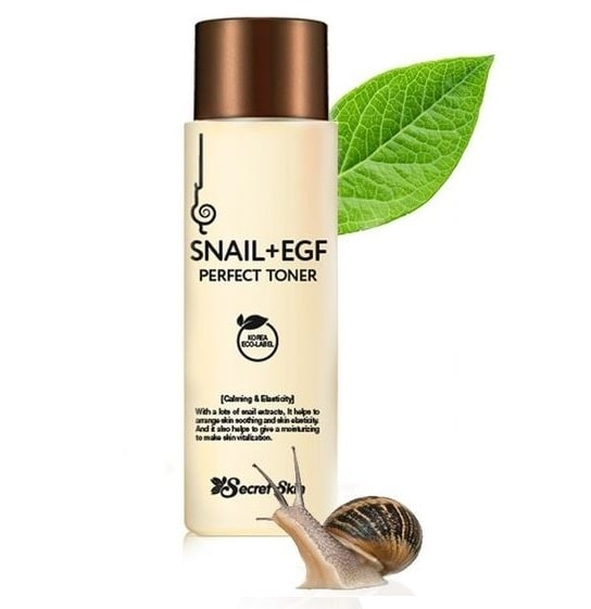 Snail+EGF Perfect Toner [SECRET SKIN]