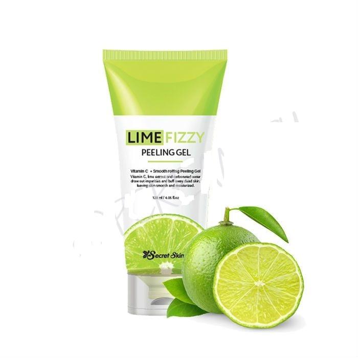 Lime Fizzy Peeling Gel [SECRET SKIN]