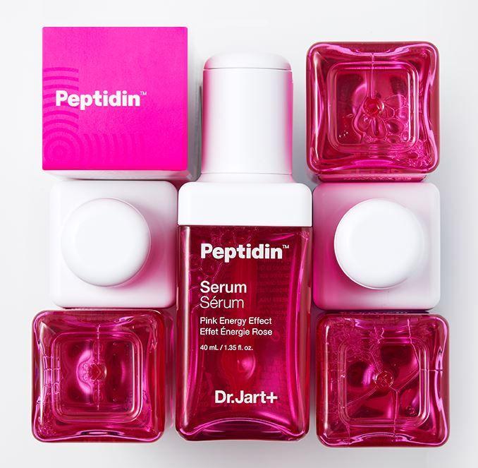 Peptidin Serum Pink Energy Effect [Dr.Jart+]