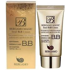 Magic Snail BB Cream SPF50+ PA+++ [BERGAMO]