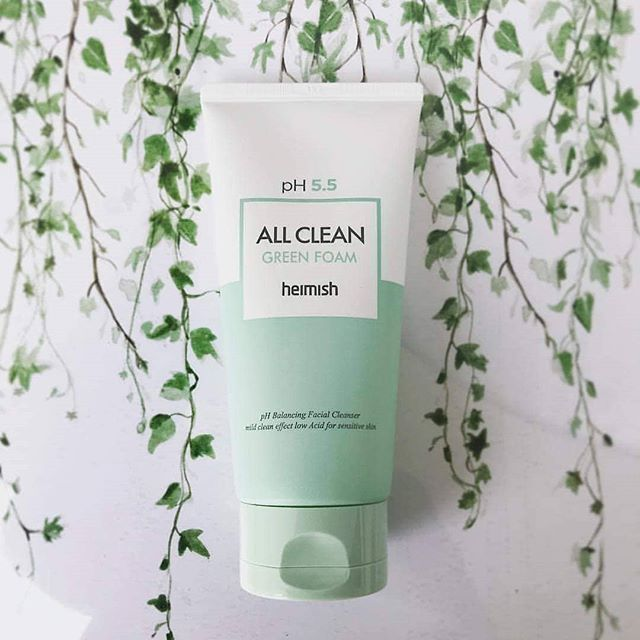 All Clean Green Foam [Heimish]