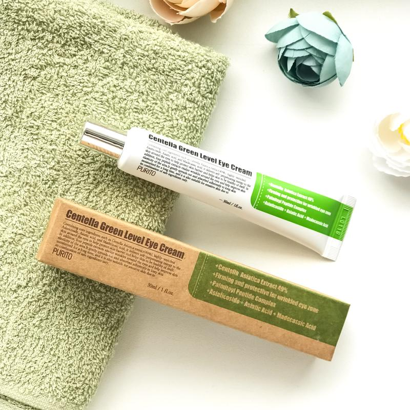 Centella Green Level Eye Cream [PURITO]