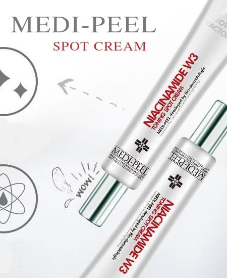 Niacinamide W3 Toning Spot Cream [MEDI-PEEL]