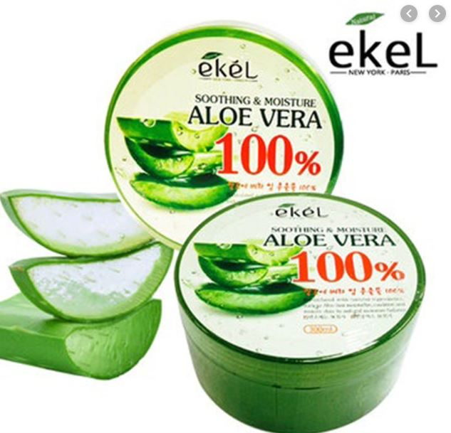 Aloe Vera Gel 100% [Ekel]