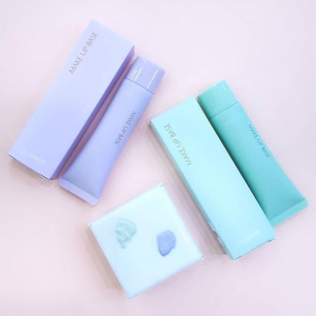 Airy Cotton Make Up Base [The Saem]