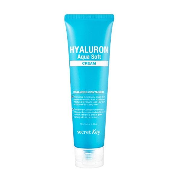 Hyaluron Aqua Soft Cream [Secret Key]