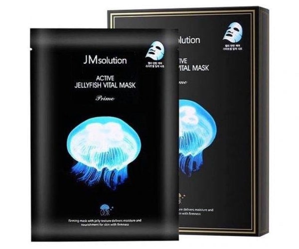 Active Jellyfish Vital Mask Prime [JMsolution]