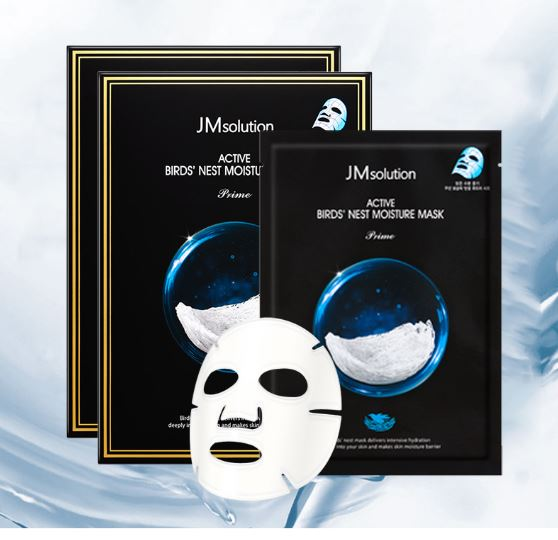 Active Bird's Nest Moisture Mask Prime [JMsolution]