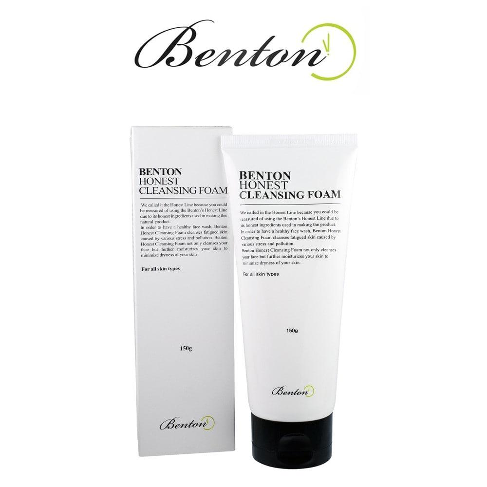 Honest Cleansing Foam [Benton]