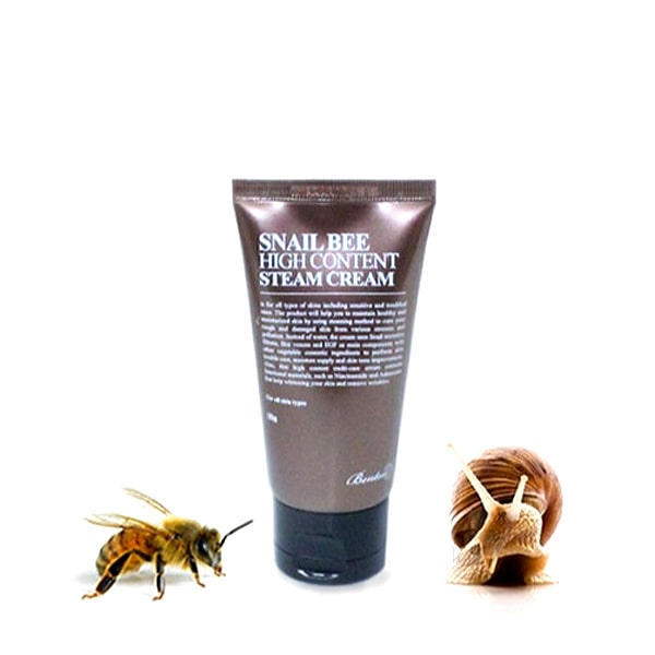 Snail Bee High Content Steam Cream [Benton]