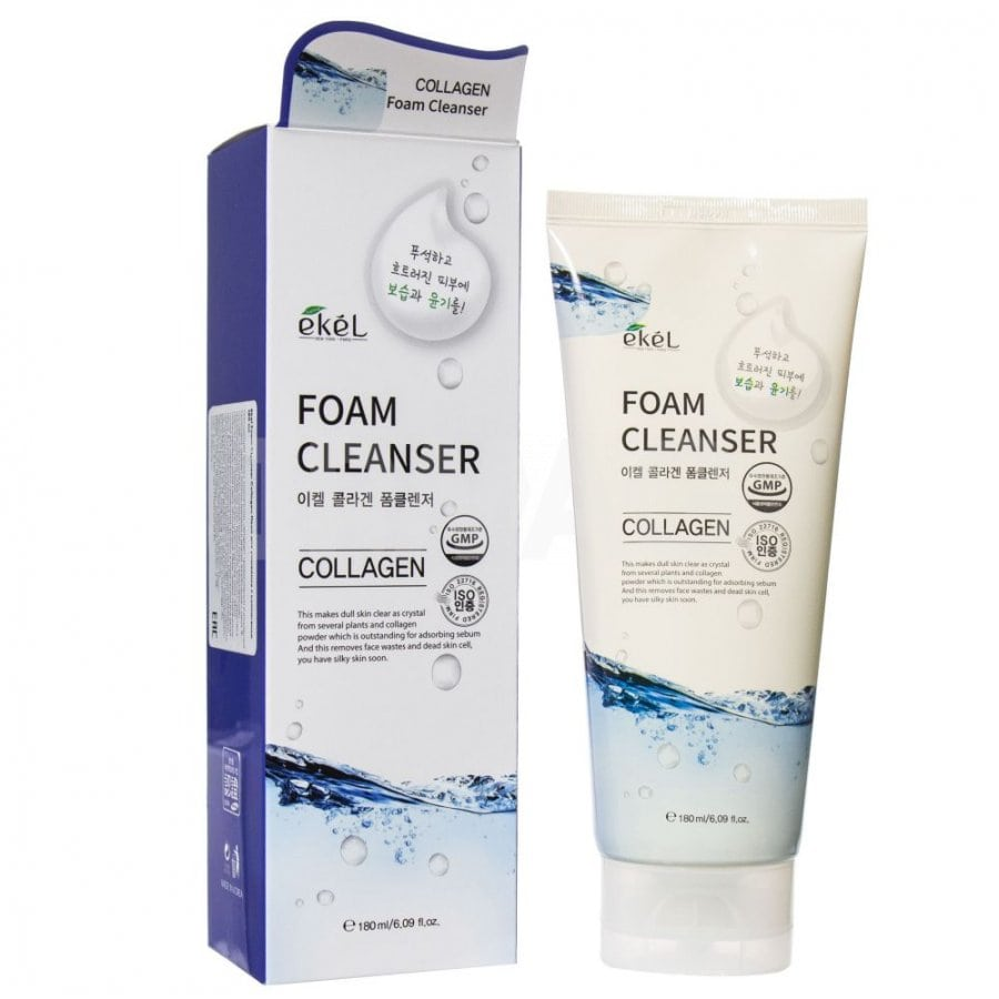 Collagen Foam Cleanser [Ekel]