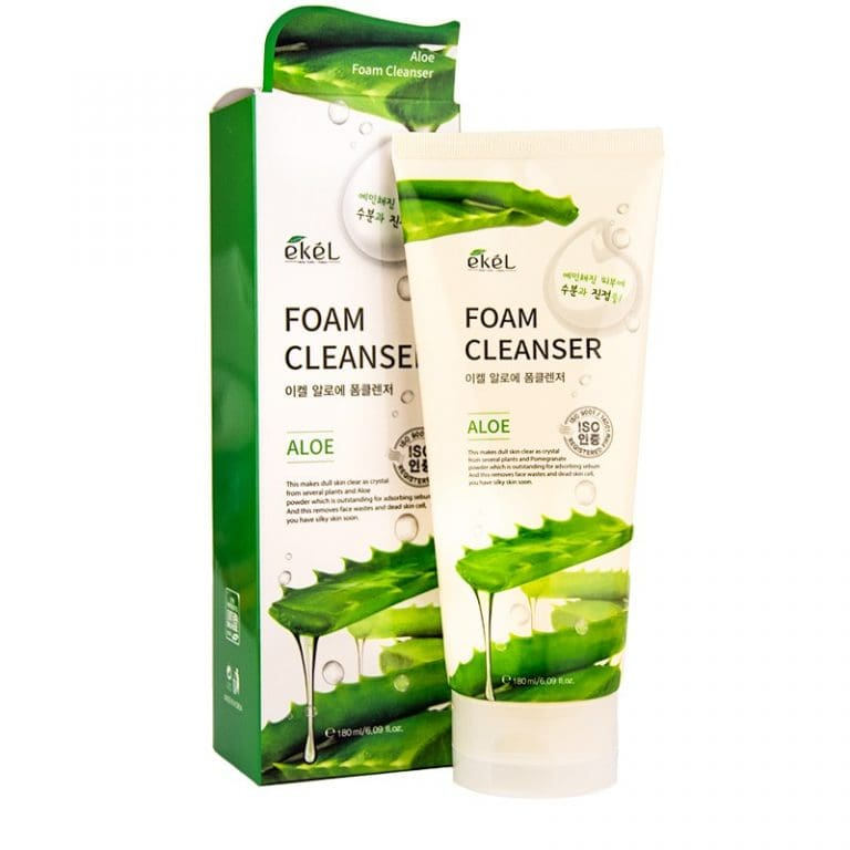 Aloe Foam Cleanser [Ekel]