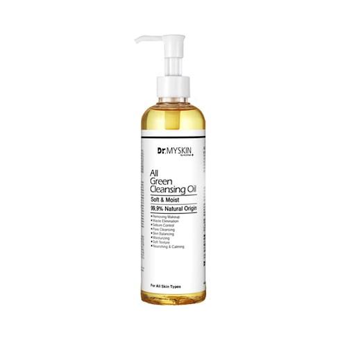 All Green Cleansing Oil [Dr. MYSKIN]