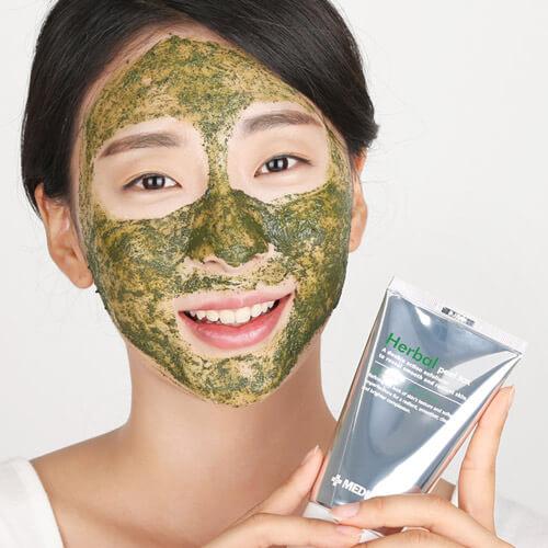 Herbal Peel Tox Wash Off Type Cream Mask [MEDI-PEEL]