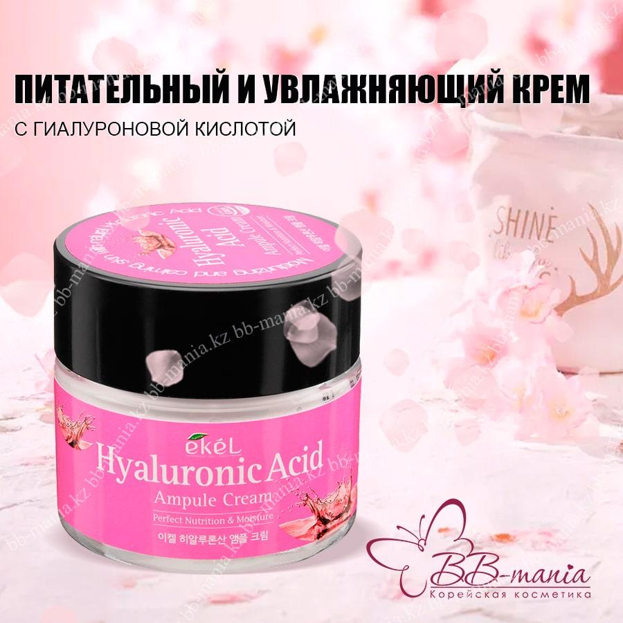 Hyaluronic Acid Ampule Cream [Ekel]