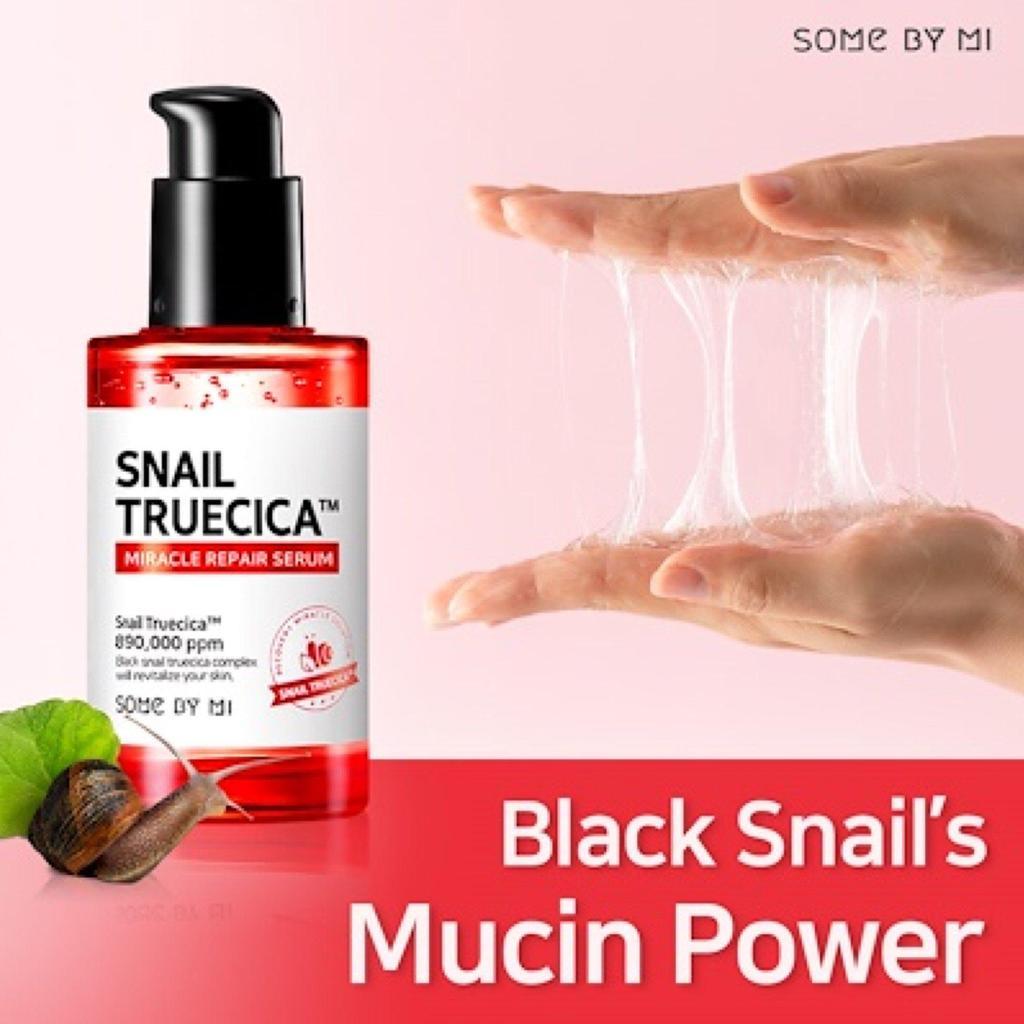 Snail Truecica Miracle Repair Serum [Some By Mi]