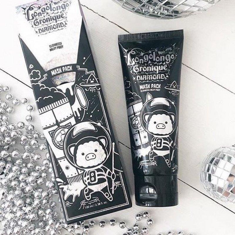 Longo Longo Gronique Diamond Mask Pack [Elizavecca]