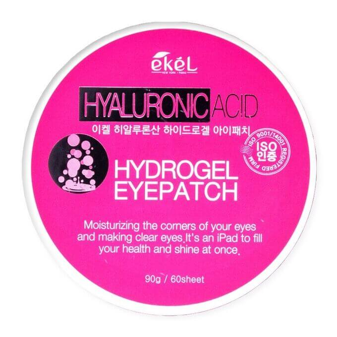Hyaluronic Acid Hydrogel Eye Patch [Ekel]
