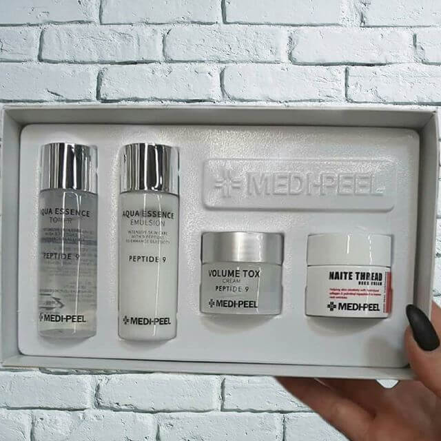 Peptide 9 Skincare Trial Kit [MEDI-PEEL]