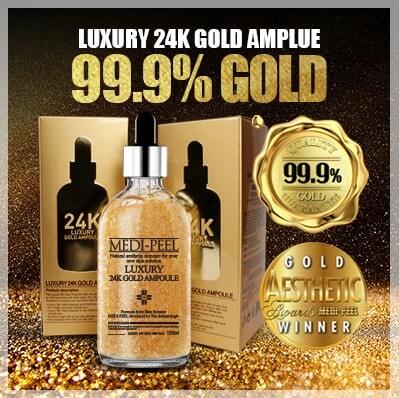 Luxury 24K Gold Ampoule [MEDI-PEEL]