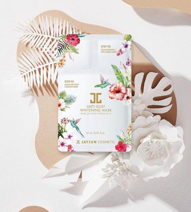 Anti-Dust Whitening Mask [Jayjun Cosmetic]
