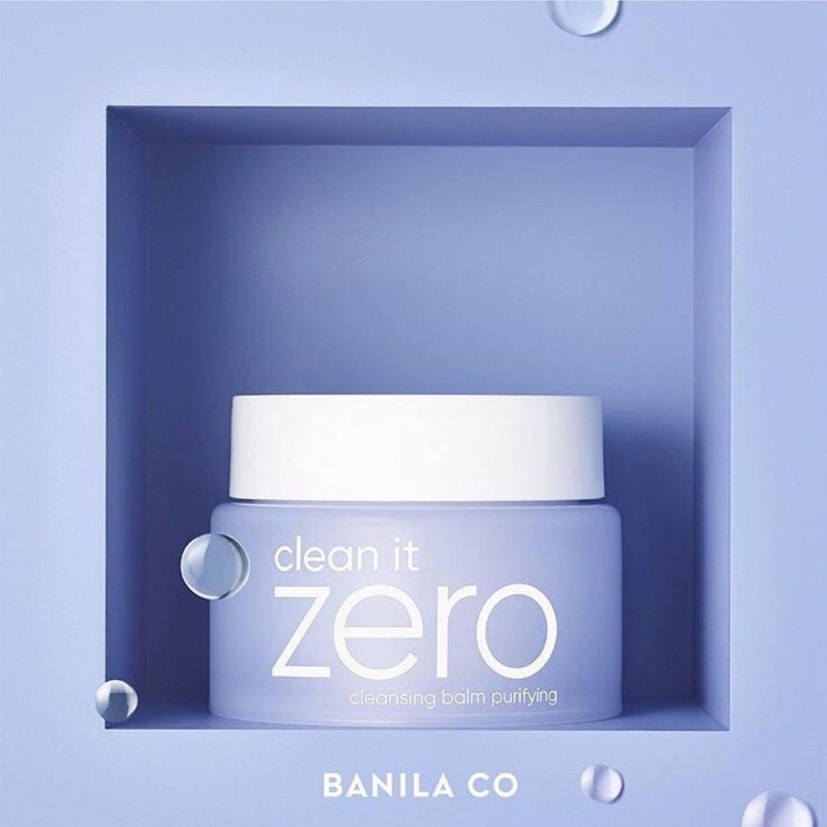 Clean It Zero Cleansing Balm Purifying [BANILA CO]