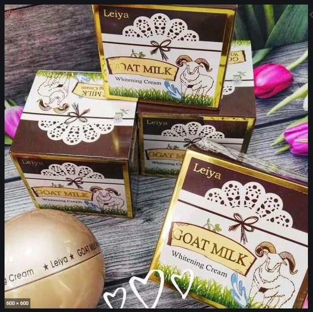 Leiya Goat Milk Whiteng Cream [Leicos]