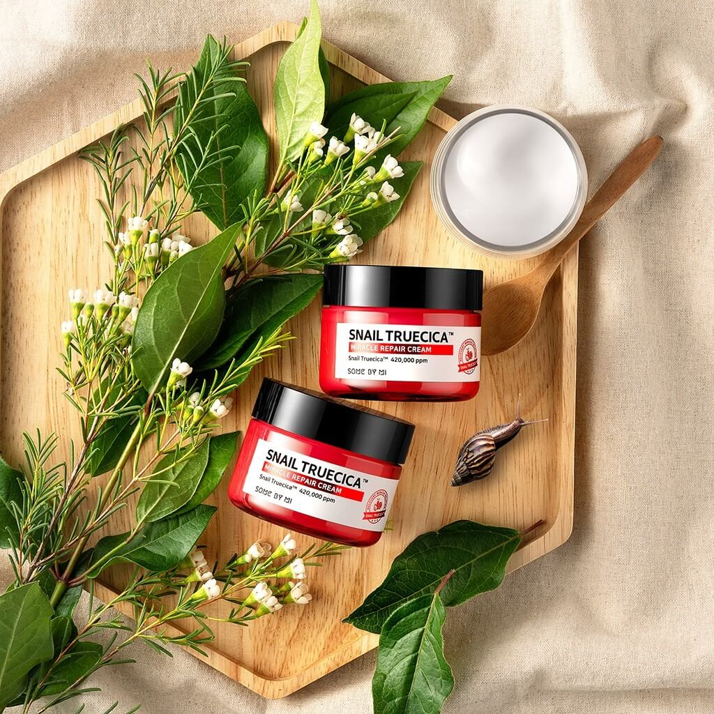 Snail Truecica Miracle Repair Cream [Some By Mi]