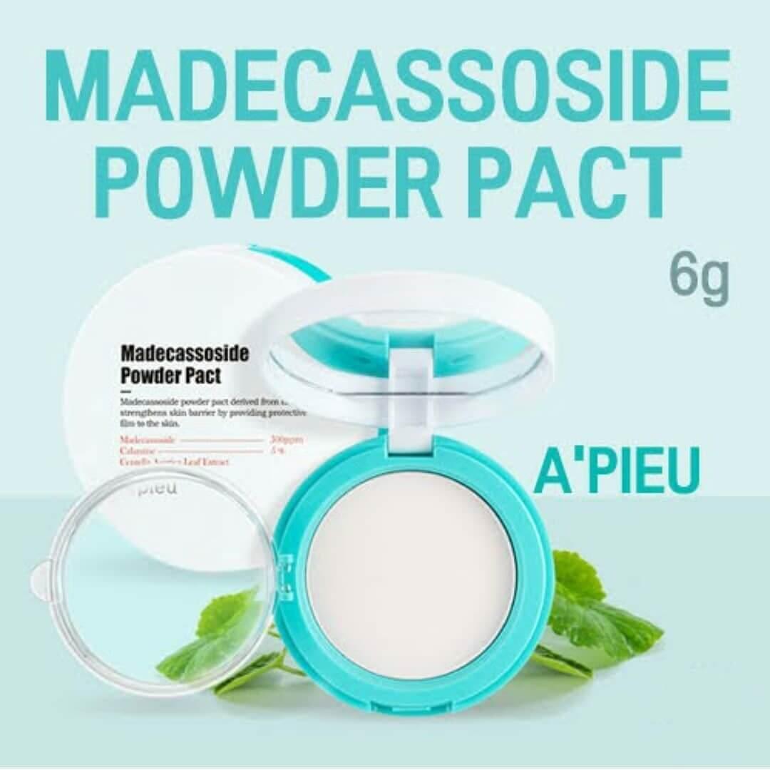 Madecassoside Powder Pact [A'pieu]