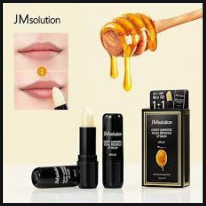 Honey Luminous Royal Propolis Lip Balm [JMsolution]