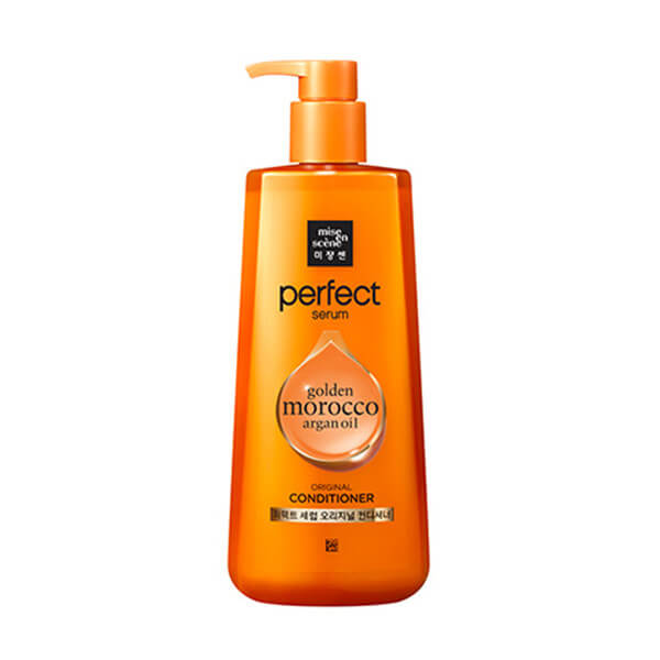 Perfect Serum Golden Morocco Argan Oil Conditioner [Mise-en-Scene]
