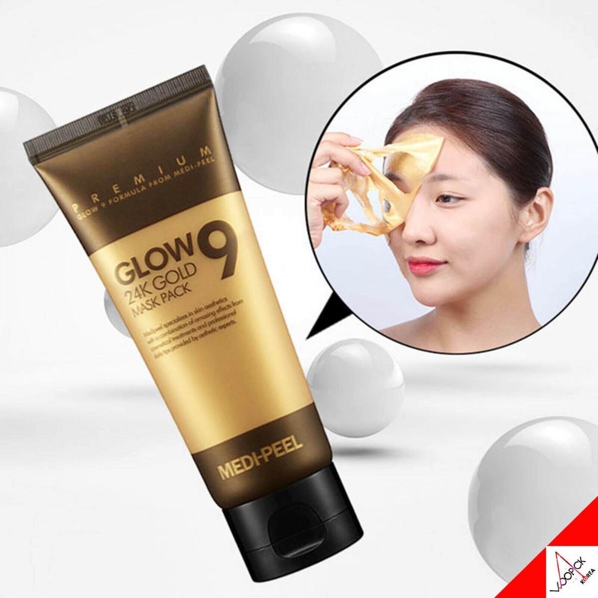 Glow 9 24K Gold Mask Pack [MEDI-PEEL]