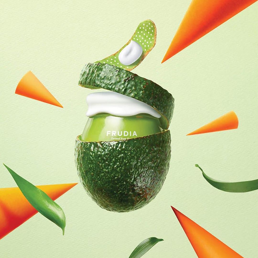 Avocado Relief Mini  Cream [FRUDIA]